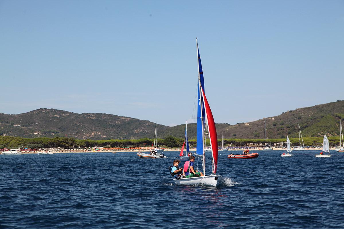 Vela Isola d'Elba