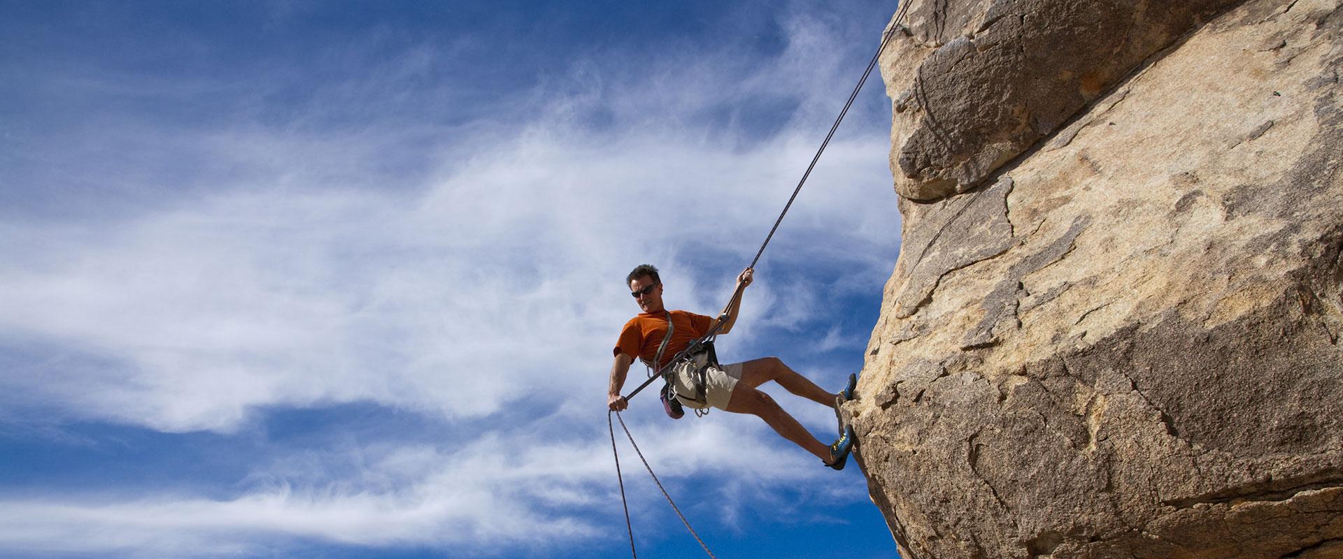 Freeclimbing Isola d'Elba