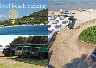 parcheggio Lacona Beach Mini Hotel